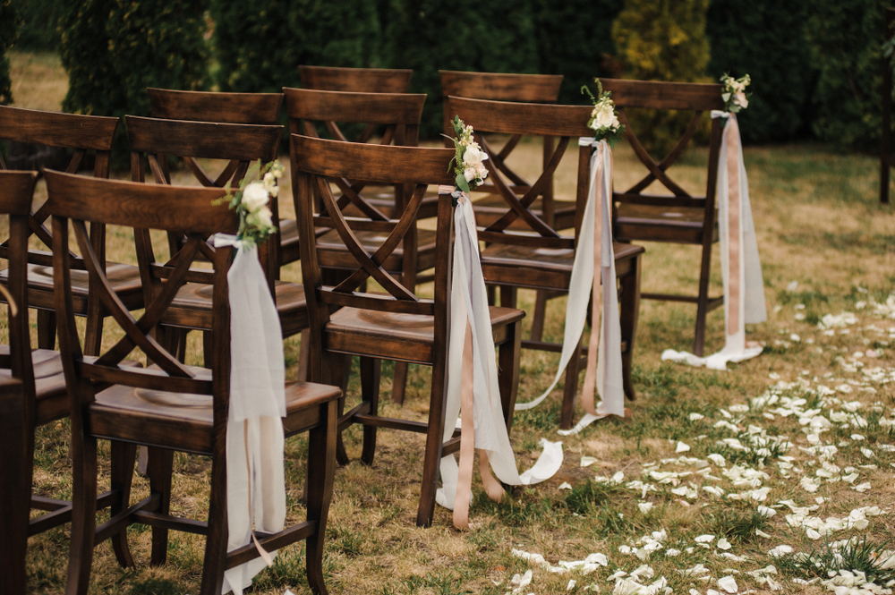 Chairs Decoration